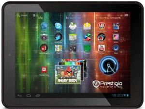 Tableta Prestigio Multipad 8.0 Pro Duo bifeaza cele mai importante caracteristici necesare unei tablete performante