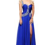 Rochie eleganta Sherri Hill Blue