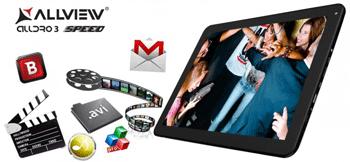 Alldro 3 Speed Quad pentru jocuri si multimedia