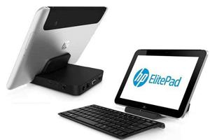 Îl andocaţi la serviciu şi HP ElitePad devine PC-ul dvs. de birou.