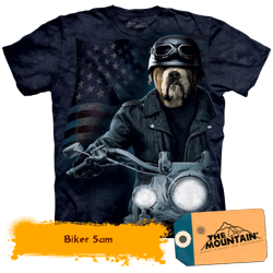 Tricou The Mountain Biker Sam