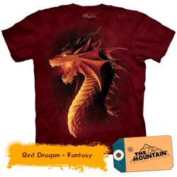 Tricou tridimensional The Mountain Dragon