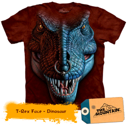 Tricou 3D The Mountain Dinozaur T-Rex