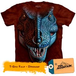 Tricou 3D The Mountain Dinozaur T-Rex