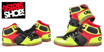 Adidasi copii si adolescenti Skater Osiris NYC
