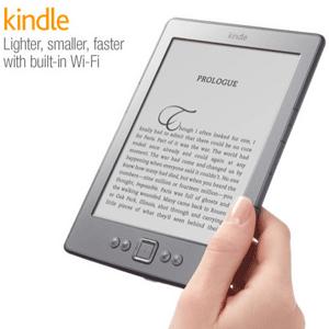Ebook reader-ul Kindle Wi-Fi cântăreşte 170 de grame şi are o grosime de doar 8,7 mm.