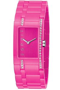 Ceas de dama original Esprit Funky Star Pink