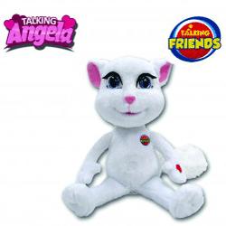 Chatimals - Pisicuta vorbareata Talking Angela de jucarie