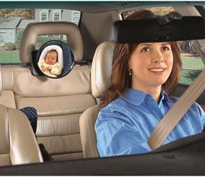Easy View Oglinda auto bebe pentru tetiera