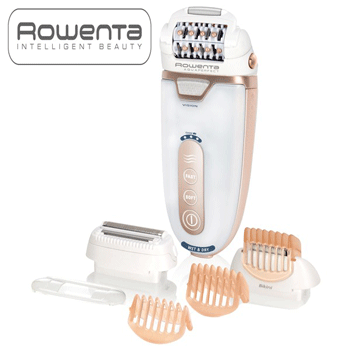 Epilatorul perfect Rowenta Aquaperfect EP9124