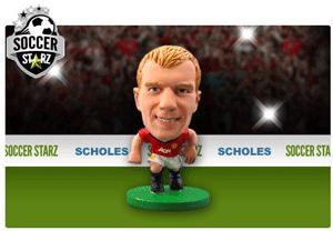 Figurina Soccerstarz - Manchester United PAUL SCHOLES