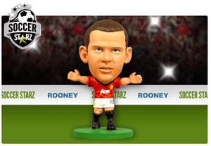 Figurina Soccerstarz - Manchester United WAYNE ROONEY