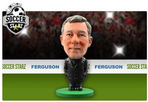 Figurina Soccerstarz - Manchester United ALEX FERGUSON