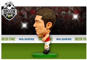 Figurina Soccerstarz - Arsenal JACK WILSHERE