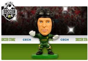 Figurina Soccerstarz - Chelsea PETR CECH