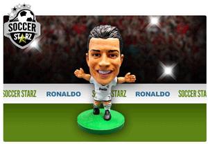 Figurina Soccerstarz - Real Madrid CRISTIANO RONALDO