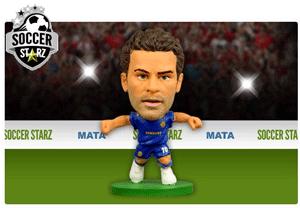 Figurina Soccerstarz - Chelsea JUAN MATA