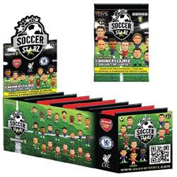 Figurine jucatori de fotbal SoccerStarz: Lionel Messi, Cristiano Ronaldo, Steven Gerrard