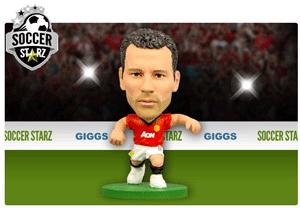 Figurina Soccerstarz - Manchester U RYAN GIGGS
