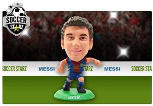 Figurina statueta Soccerstarz - Barcelona LIONEL MESSI