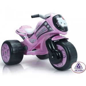 Tricicleta electrica Injusa Hello Kitty