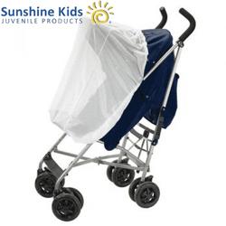 Insect Net – Plasa protectie tantari si insecte pentru carucior si scaun auto bebe