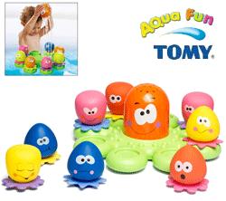 Jucarii de cada amuzante pentru baia copiilor mici
