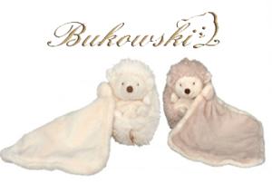Bukowski: Hubert baby rug (cu paturica)