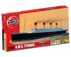 Set constructie RMS Titanic de jucarie