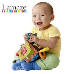 Jucarie Lamaze pentru dentitie cu oglinda