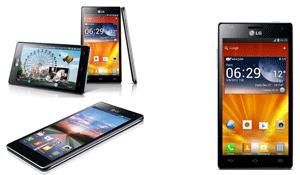 LG Optimus 4X HD P880 Performanta
