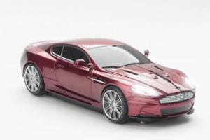 Masinuta de colectie Mouse Wireless Aston Martin