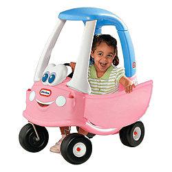 Masinuta fara pedale pentru fetite 1- 5 ani