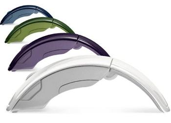 Mouse Arc Slim Wireless pentru laptop