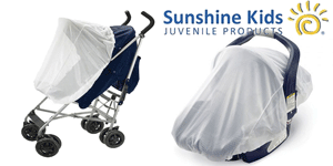 Plasa protectie anti insecte carucior si scaun bebe
