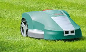Robot pentru tunderea gazonului Bosch Indego