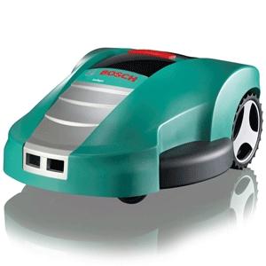 Robot pentru tuns gazonul cu acumulator Bosch Indego, 32 V, 3 Amperi, 25 cm