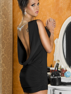 Rochie Dress with Jewels
