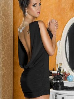 Rochie Dress with Jewels