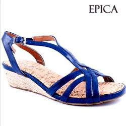 Sandale albastre Epica
