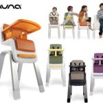 Nuna ZAAZ scaun de masa ergonomic pana la 60kg