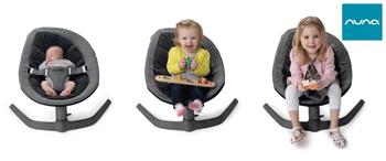 Sezlong pentru bebe si copii Nuna Leaf