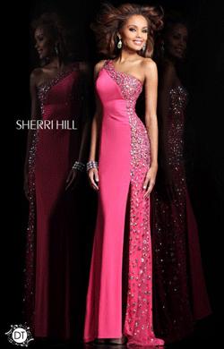 Rochie de seara Sherri Hill 21160 Coral