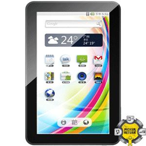 Tableta Serioux S1005 KTAB 10.1 inch cu husa si tastatura inclusa: recomandari si pret