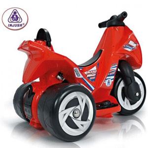Injusa - Tricicleta Electrica Alias 6V