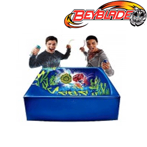 Titirezi Beyblade - Arena Half Pipe Battle Set
