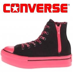 Bascheti copii Converse Kids Chuck Taylor Platform Hi