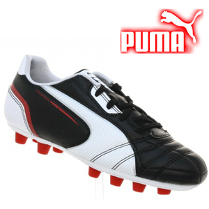 Ghete fotbal Puma pentru copii Universal FG