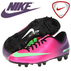 Ghete fotbal Nike Mercurial Vortex FG