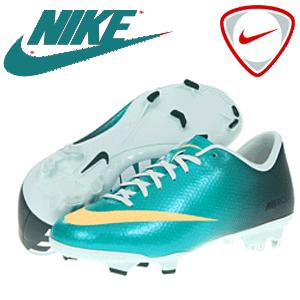 Nike Mercurial Victory IV FG verzi
